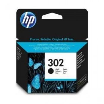 HP 302BK - Оригинална глава за принтер