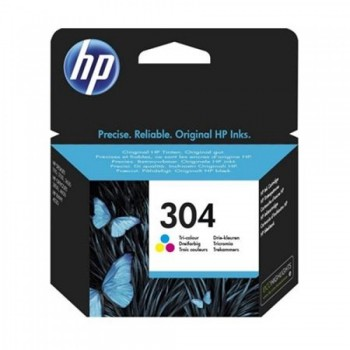 HP 304Color - Оригинална глава за принтер N9K05AE UUS
