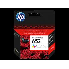 HP 652Color - Оригинална глава за принтер F6V24AE BHK