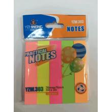 Индекси, 5 цвята, неон