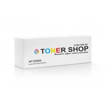 Съвместима тонер касета HP CE505X