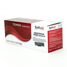 Съвместима Тонер касета HP CB540 BK